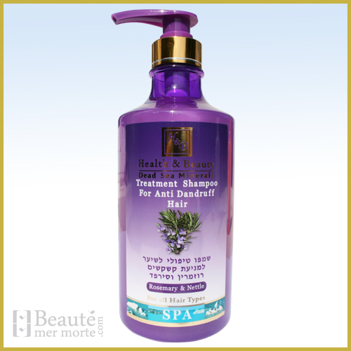 Shampooing anti pelliculaire H&B